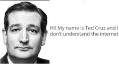 Some of the best #TedCruzCampaignSlogans. Read them here: http://www.rawstory.com/rs/2015/03/twitter-preps-for-ted-cruz-presidential-announcement-with-hilarious-tedcruzcampaignslogans/…