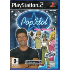 Pop Idol: Official Video Game PAL for Playstation 2 by CodeMasters