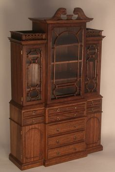 Chippendale Cabinet by Rohit's