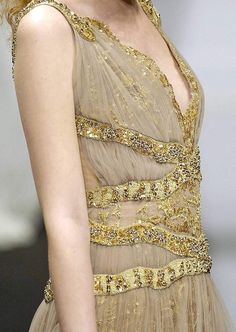 What Ellaria Sand, Obyern's Paramour, would wear, Zuhair Murad