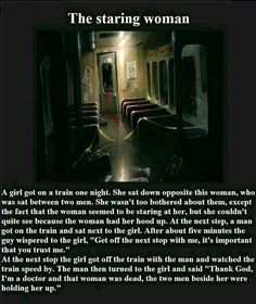 This is a bit creepy, sure, but why were the two men carrying her around to begin with? It sounds like the basis for a weird movie.| < i was thinking they killed her and hid the fact she was dead to dispose of the body without getting caught