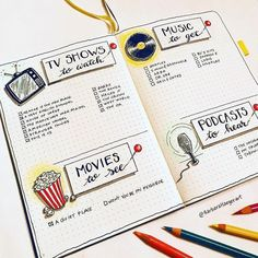 Do you want to start a bullet journal? Check out these 23 Awesome Bullet Journal Ideas to Get You Motivated! bullet journal, bullet journal ideas, bullet journal layout, bullet journal inspiration via Bullet Journal Writing, Bullet Journal 2020, Bullet Journal Aesthetic, Bullet Journal Inspo, Bullet Journal Layout Ideas, Bullet Journals, Bullet Journal How To Start A Layout, Bullet Journal Sections, Books To Read Bullet Journal