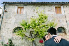 Lorenza & Fabio: Dreamy Offida Italian Wedding by Paolo Manzi