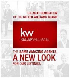 The Next Generation Of The Keller Williams Realty Brand - Real Estate Careers at Keller Williams Realty Real Estate Career, Us Real Estate, Real Estate Companies, Real Estate Marketing, Internet Marketing Agency, Marketing Companies, Professional Seo Services, Home Selling Tips, Keller Williams Realty