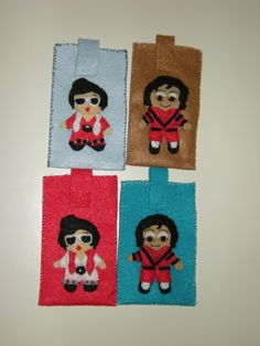 fundas de Michael and Elvis