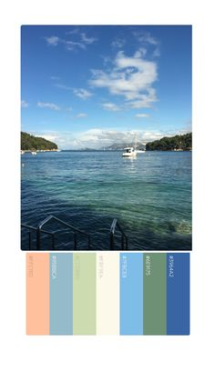 Color palette from nature: Adriatic sea along the Croatian coastline. Downloadable Procreate color palette. #hexcodes #colorpalette #blogcolors #colorscheme #branding #blue Lilac Blossom, Classic Paintings, Adriatic Sea, Find Color, Creative Thinking, Color Pallets, Rose Buds, Paint Colors, Color Schemes