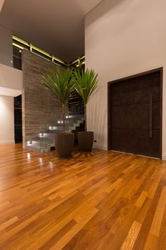 Interior Garden, Home Interior Design, Exterior Design, Interior And Exterior, Dream Home Design, My Dream Home, House Design, Staircase Wall Decor, Houses Of The Holy