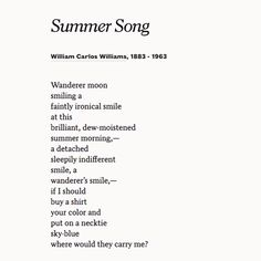 19 Summer Poems To Enjoy Outside During The Warm Season