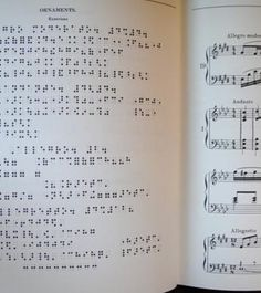 Braille Music and More : Braille Services