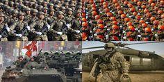 Η.W.N.: Οι χώρες με τον ισχυρότερο στρατό στον κόσμο