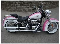 Pretty little deluxe Someone I know would look HOT AS HELL ON THIS BIKE....