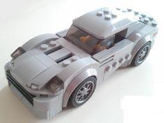 LEGO Ideas - Aston Martin Vantage Legos, Lego Cars, Lego Sports, Lego Wheels, Plane Engine, Lego Speed Champions, Aston Martin Vantage, Lego Construction, Cool Lego Creations