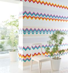 Sincol x Mt washi tape for wall decoration
