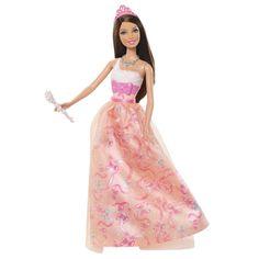 Barbie Life in the Dreamhouse: Barbie Surtido de princesas