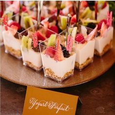 As we head into more summer events, we wanted to get creative with our go-to brunch dishes! These are the best creative brunch bites for your next party. # Food and Drink ideas bridal shower Creative Brunch Bites for Your Next Party - Inspired By This Dessert Party, Snacks Für Party, Brunch Party Foods, Brunch Appetizers, Baby Shower Appetizers, Brunch Finger Foods, Wedding Finger Foods, Baby Shower Finger Foods, Baby Shower Snacks