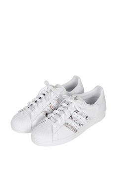 Topshop x adidas Originals 'Superstar 80s' Sneakers available at #Nordstrom