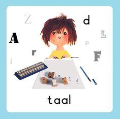 Klaskaarten Diy For Kids, Cool Kids, Daily Schedule Preschool, Schedule Cards, Teacher Quotes, Working With Children, Schmidt, Planer, Kindergarten
