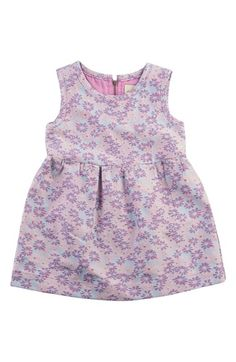 Peek 'Denver' Floral Print Dress (Baby Girls)