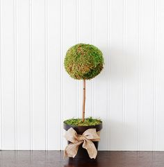Fresh Spring Decorations Ideas – Decorate And Tinker With Moss