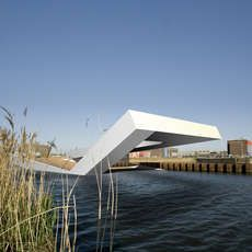 The Urban Beach Concept Hopes to Make a Splash in Amsterdam #architecture trendhunter.com
