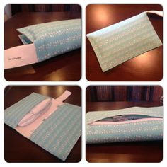 Tiffany Blue Diaper Clutch by JerseyPeachDesigns on Etsy, $35.00