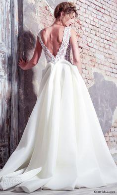 isabelle armstrong bridal spring 2017 short sleeves sweetheart sheath lace wedding dress (glenn) bv sheer back train elegant