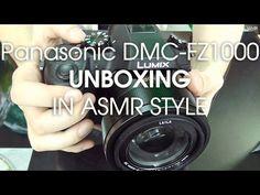 Panasonic DMC-FZ1000 Unboxing - Show&Tell ASMR