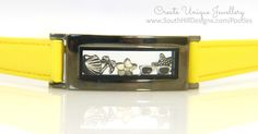 South Hill Designs & Stampin' Up! Sunday Boxed Bracelets Yellow