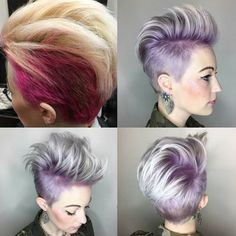 378.1k Followers, 7,497 Following, 22.7k Posts - See Instagram photos and videos from Short Hairstyles Pixie Cut (@nothingbutpixies)
