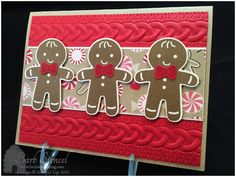 Beelinestamping.com 9-1-16 - SU - Christmas - Cookie Cutter Christmas