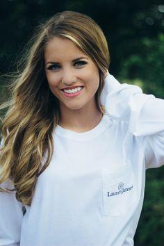 See the video look book of the Lauren James Co. Fall 2014 Sweet Tee Collection!!! www.shoplaurenjam... #laurenjames #seersucker #fall2014 #ljfall14 #preppy #southern #pretty