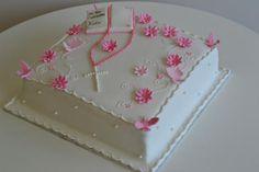 Communion Cake Cross First Holy