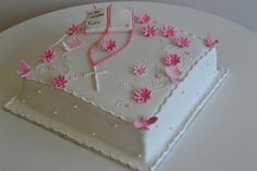 Communion Cake Cross First Holy