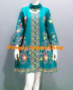 Beli Atasan Dress Blouse Muslim TUNIK JUMBO BIG SIZE Exclusive Turtleneck Batik Champaka TOSCA dari Purple Angel Shop angelinakanakaredez - Bekasi hanya di Bukalapak