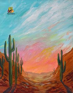 Vino and Canvas Arizona's Pop-Up Art Party Serving The Entire Phoenix Valley! Watercolor Sunset, Watercolor And Ink, Watercolor Ideas, Back Painting, Diy Painting, Painting Inspiration, Art Inspo, Pop Up Art, Paint And Sip