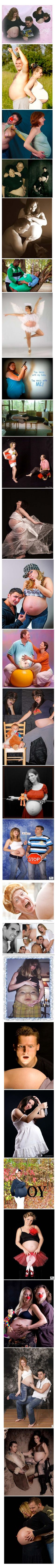Worst. Pregnancy Announcement Pictures. Ever.