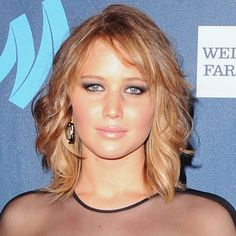 CELEBRITY HAIR: Jennifer Lawrence cuts her hair short for summer