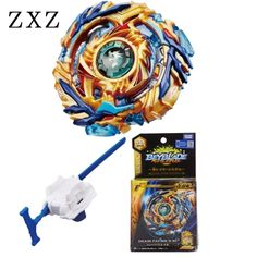 Beyblade Burst Starter Zeno Excalibur With Launcher And Retail Box Gifts For Kids Price: USD Excalibur, Spinner Toy, Retail Box, Beyblade Burst, Classic Toys, Mars, Gifts For Kids, February, Hobbies