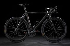 Black on Black Pinarello?  Can you get any sexier?