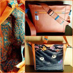 Coin coin Couture sur Instagram: Un beau cadeau offert à une amie couturière 🥰 Nous nous sommes fait un calendrier de l'avent avec comme gros cadeau du 25 un sac…