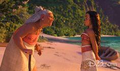 Your little girls must watch it: The new Disney animation 'Moana' Moana Disney, Disney Pixar, Walt Disney, New Disney Movies, Disney Icons, Disney And Dreamworks, Disney Cartoons, Disney Animation, Disney Magic