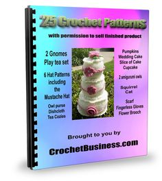 Crochet Business: Where to Find Crochet Patterns (article by mwah)