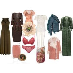 """Natural Zyla Colours"" by sensualbohemian on Polyvore"