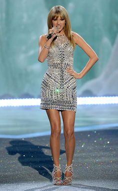 Taylor Swift @ VS Fashion Show