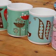 Harvest Mugs