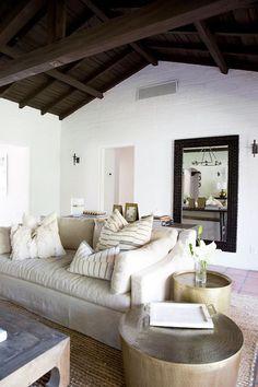 boho living room  ~ Great pin! For Oahu architectural design visit http://ownerbuiltdesign.com
