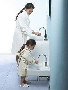 Two-level sink - 'Family Basin' by VitrA