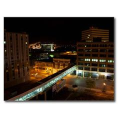 USA - Iowa - Cedar Rapids - Downtown