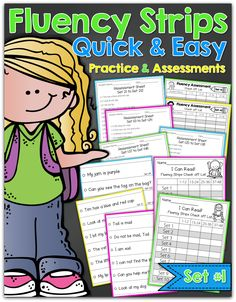 The Moffatt Girls: Building Fluency - The Quick and Easy Way! I LOVE this!!! I just wish it was free :)