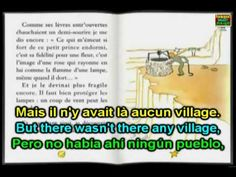 Learn French with - Le Petit Prince